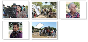 Album: Lights, Camera, Action... On Location in Kathiawar