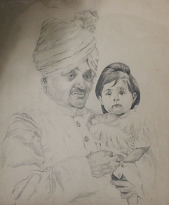 The Jam Saheb and the Princess