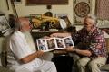 Sharing memories of an era gone by - Stypula & Jam Saheb