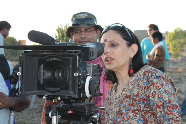 Producer, Director & Camera... the love story continues...