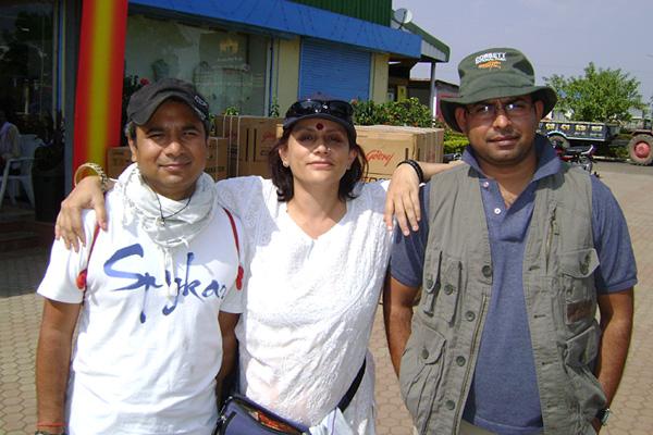 The Aakaar Team