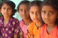 Local Indian children from a village