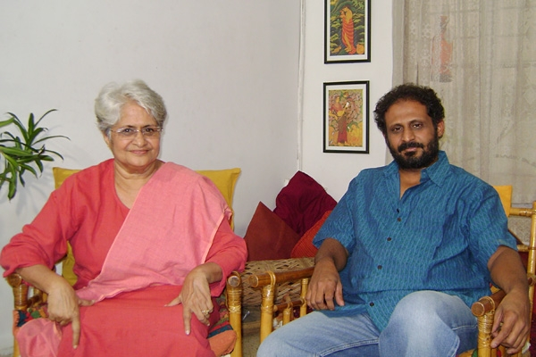 Directors - Sumitra Bhave and Sunil Sukhtankar