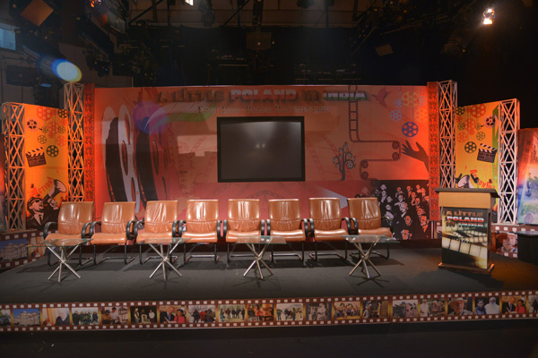 Stage all set for the Film Premiere