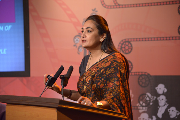 Mrs Monika Kapil Mohta, Ambassador of India in Poland