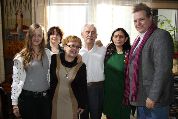 We are a survivor family... with Wieslaw Stypula