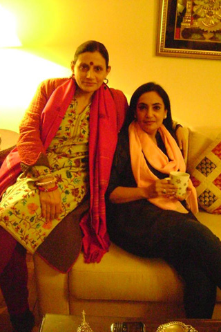 The Grace of an Ambassador. With Monika Kapil Mohta
