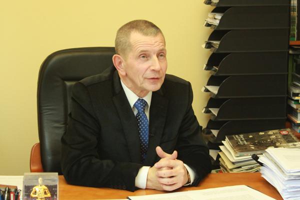 Polish Historian - Dr. Andrej Kunert